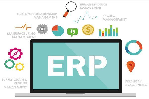 giải pháp quản trị doanh nghiệpERP