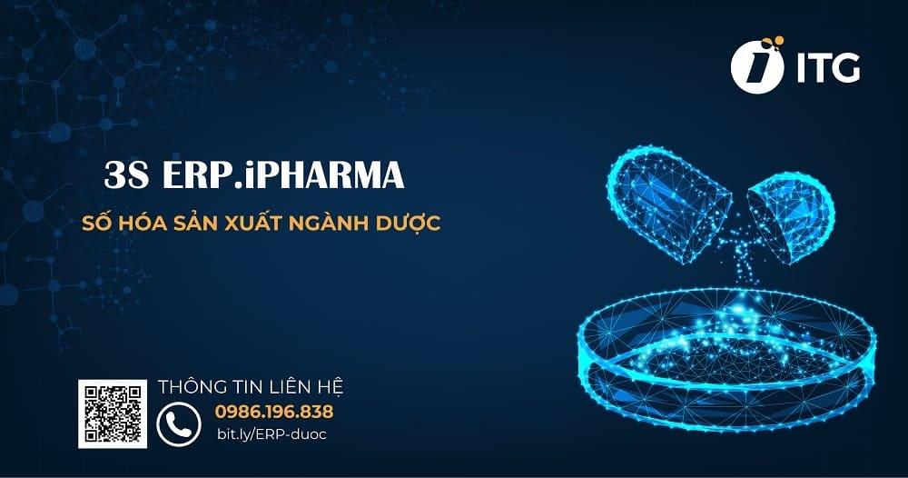 giải pháp erp cho ngành dược phẩm