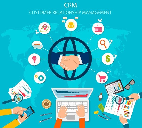 phần mềm crm hay customer relattionship management