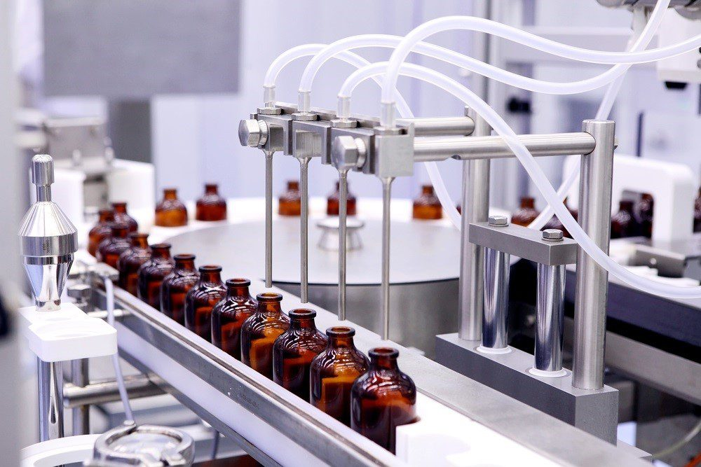 ngành sản xuất Dược phẩm