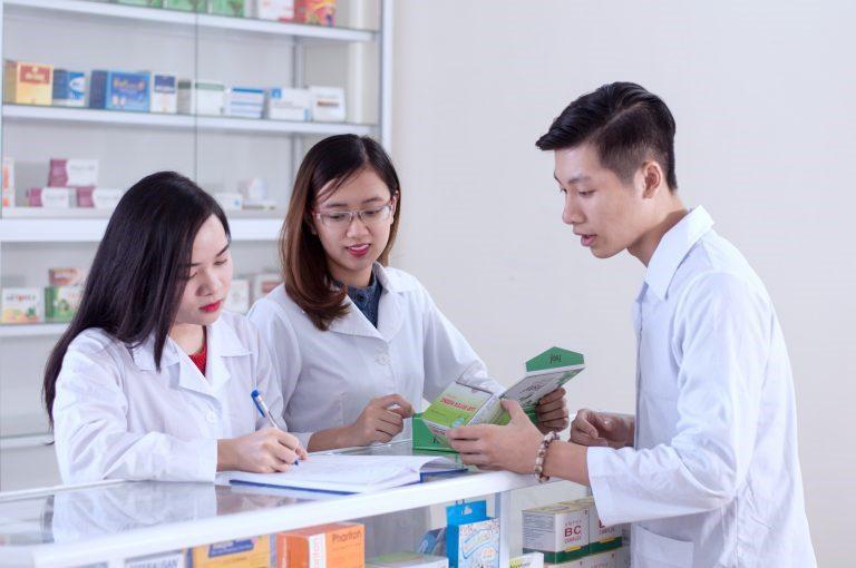 Quản lý phân phối ngành Dược