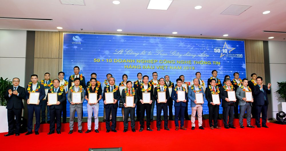 top 50+10 doanh nghiệp cntt hàng đầu Việt Nam 2019- itgvietnam