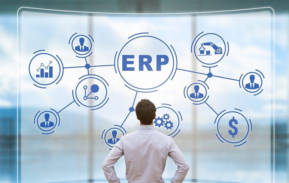 phần mềm ERP-ITG