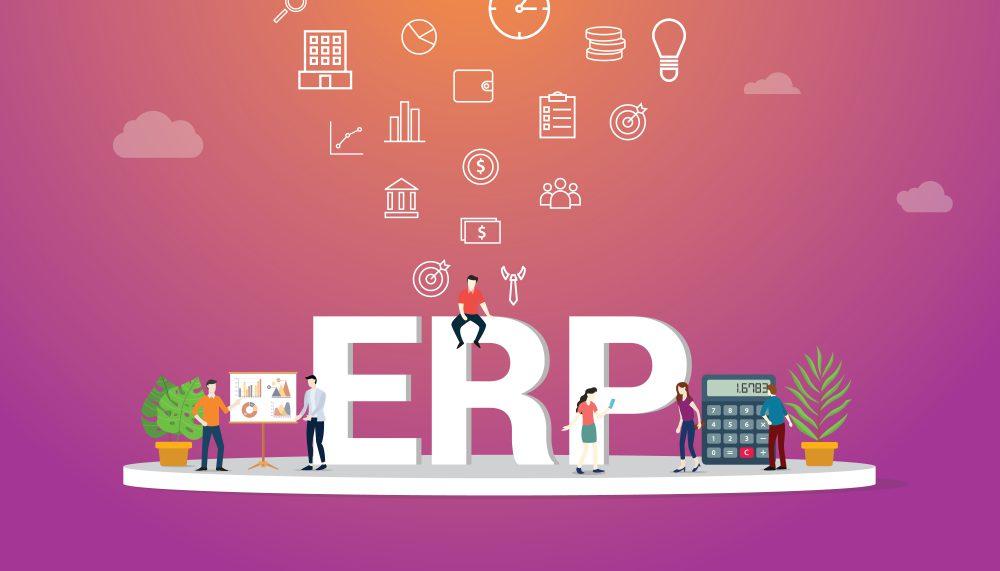 Phần mềm quản lý doanh nghiệp erp