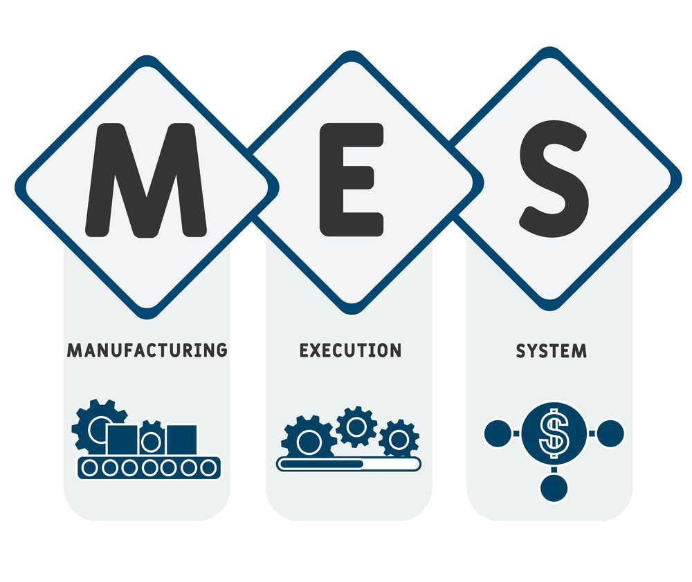 triển khai hệ thống MES
